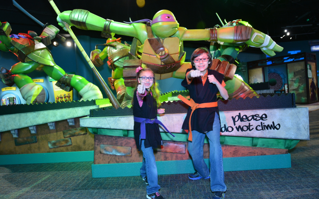 Teenage Mutant Ninja Turtles™: Secrets of the Sewer™ | Children's Museum of Atlanta