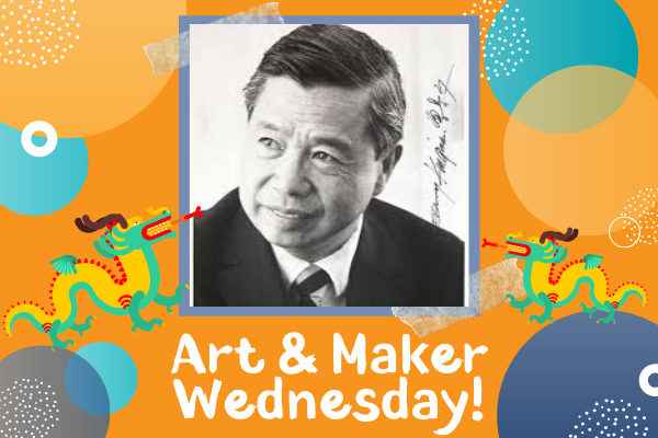 Art & Maker Wednesday: Chinese Dragon Craft | Children's Museum ATL