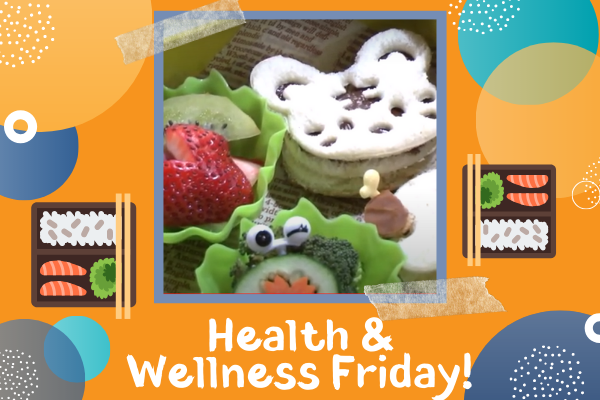 Health & Wellness Fridays: Japanese Bento | Children's Museum of ATL