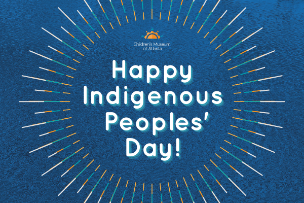 Happy Indigenous Peoples' Day!FI