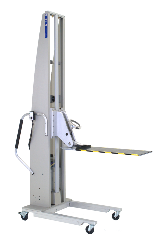 Solutions For Servers | Server Lifting Equipment | Server Rack Lift | Alum-a-Lift
