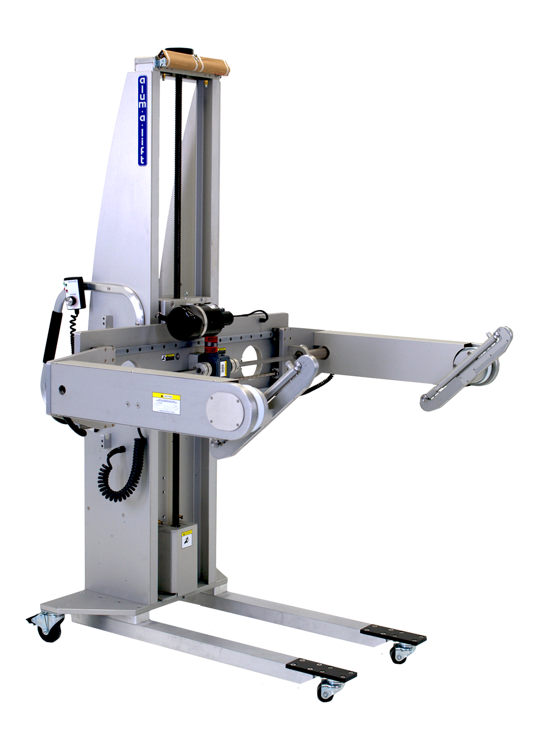 Handling Solutions For Electronics | Electric Lift | ICT Fixture Lift | Alum-a-Lift