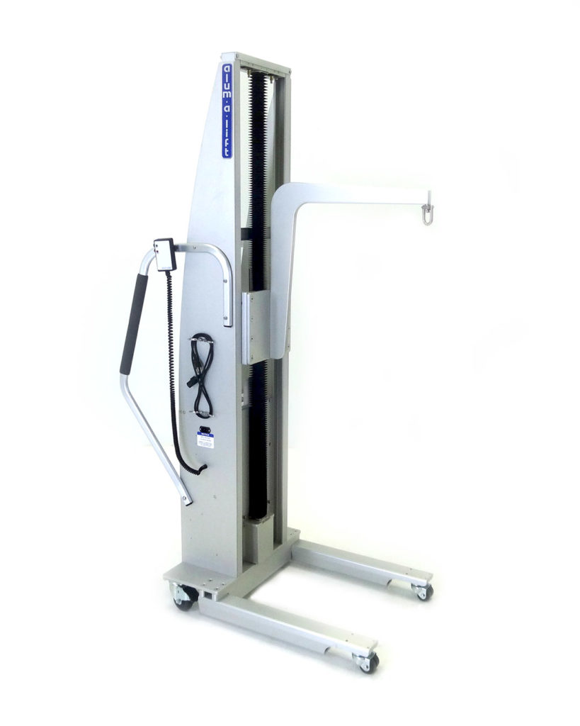 29101 Cleanroom Lift with Swiveling Hoist Ring-e