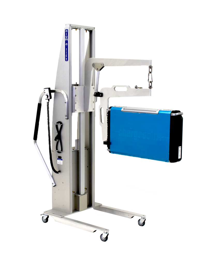 Handling Solutions For Electronics | Electric Lift | ICT Fixture Lift | Material Handling Solutions For Medical | Medical Device Lift | Alum-a-Lift