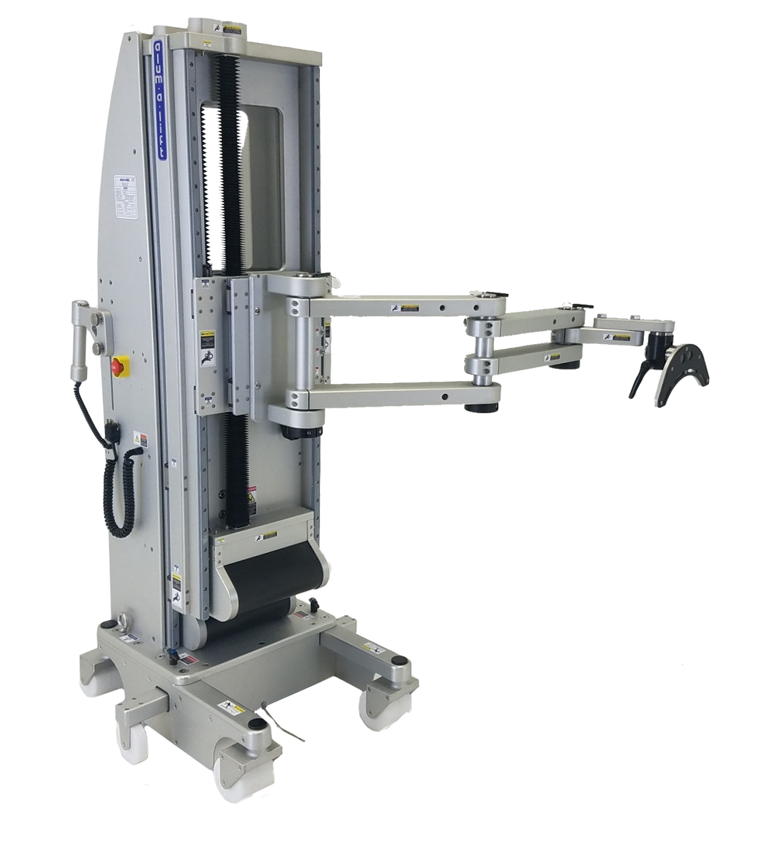 Semiconductor Lifting Equipment Solutions | Wafer Fab Lift | Alum-a-Lift