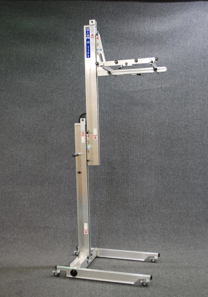 Dual Stage Field Service Trav-a-Lift for Rack-Mount Components