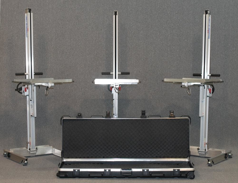 Field Service Trav-a-Lifts with Shipping Case