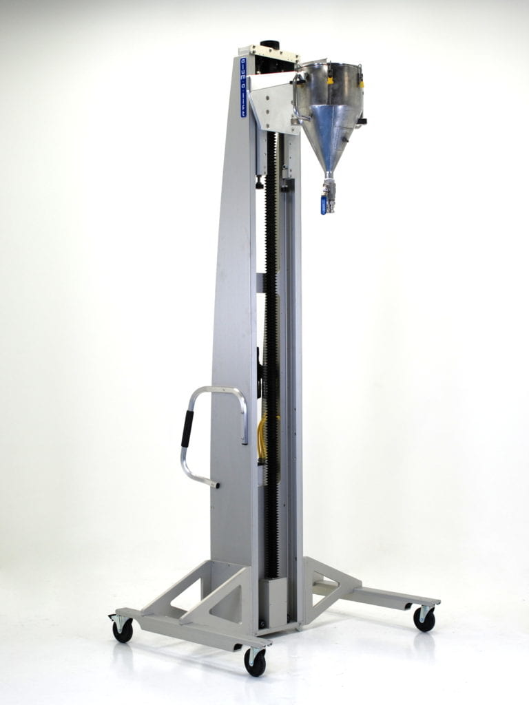 Explosion Proof ATEX - EX Funnel Installation Lift