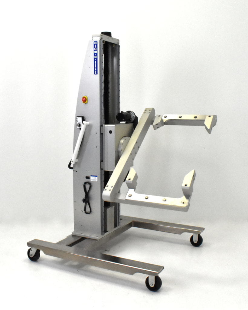 Semiconductor Material Handling Workstation and Positioner