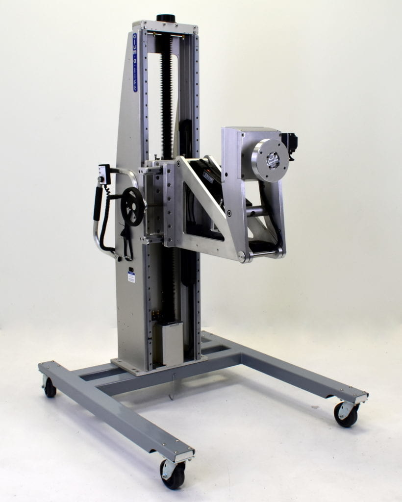 Mobile Aerospace Assembly and Installation Electric Workstation