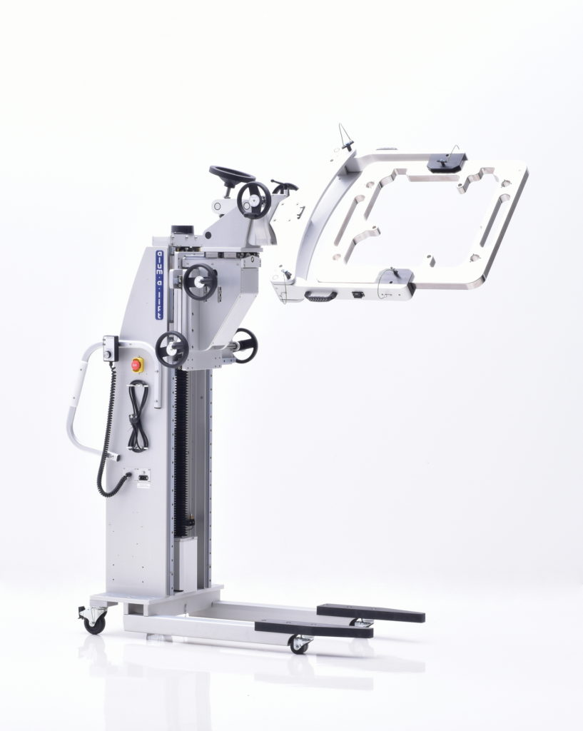Portable Ergonomic Multi Degree Of Freedom Laser Optics Manipulator and Lifter