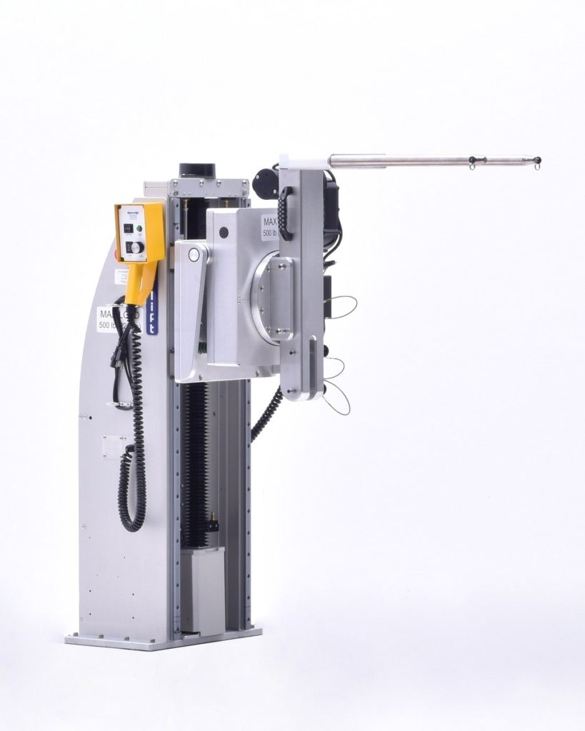 Compact Stationary Load Inverter and Lifter